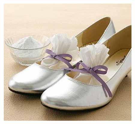 как убрать запах кошачьей мочи из обуви