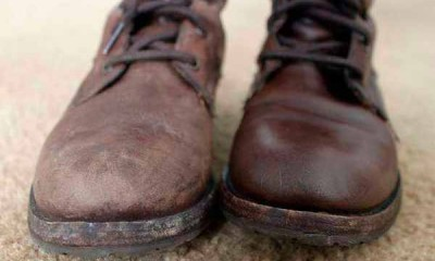 a8408bf34 Как ухаживать за кожаной обувью - Клуб чистоты