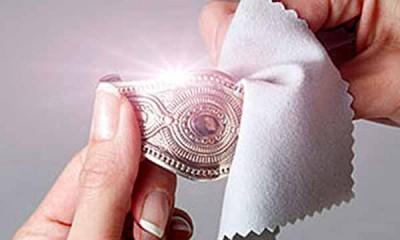 Чем чистить серебро чтобы блестело