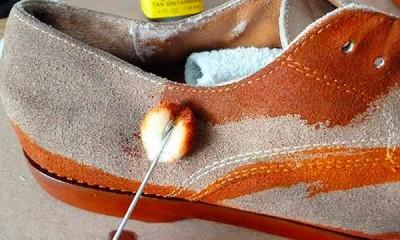 d54a465ce Как восстановить замшевую обувь - Клуб чистоты
